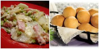 Ham & Scalloped Pot_